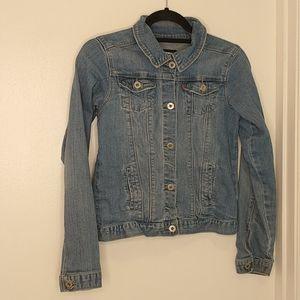 Levi's denim trucker jacket XL